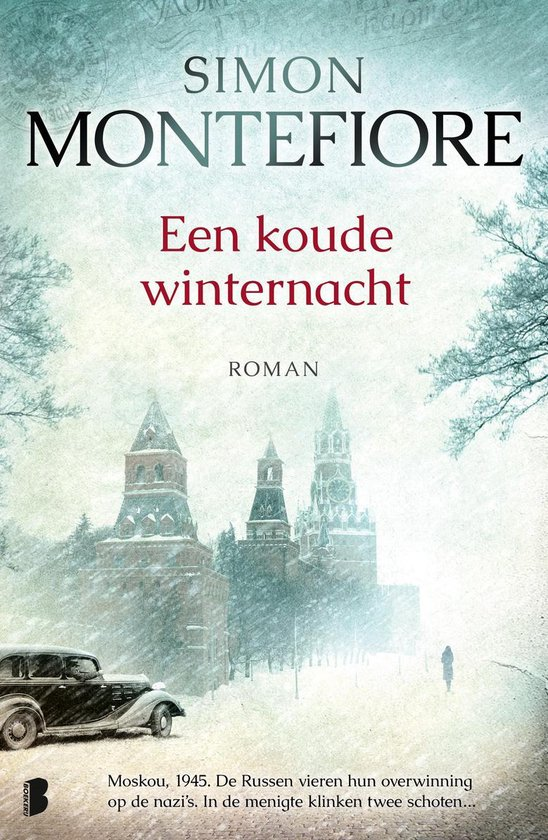 Een koude winternacht - Simon Sebag Montefiore |