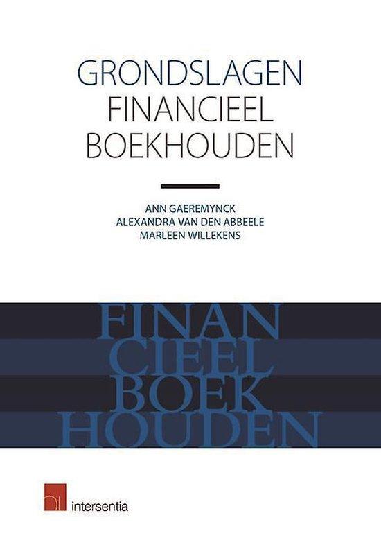 Grondslagen financieel boekhouden - Ann Gaeremynck |
