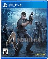 Capcom Resident Evil 4 Basis PlayStation 4