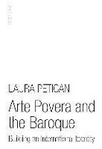 Boek cover Arte Povera and the Baroque van Laura Petican
