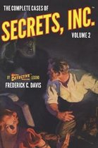 The Complete Cases of Secrets, Inc., Volume 2