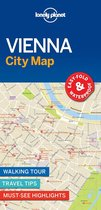 Lonely Planet Vienna City Map
