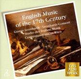 English Music Of 17Th Century