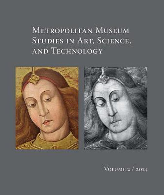Boek cover Metropolitan Museum Studies in Art, Science, and Technology, Volume 2 van M. T. Wypyski (Paperback)