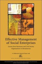 Seeking Success in Social Enterprise