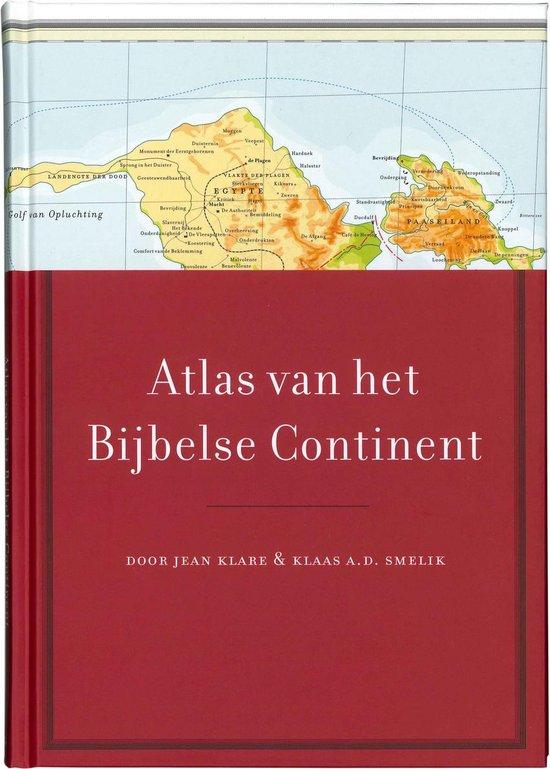 Atlas Van Het Bijbelse Continent - Jean Klare   Fthsonline.com