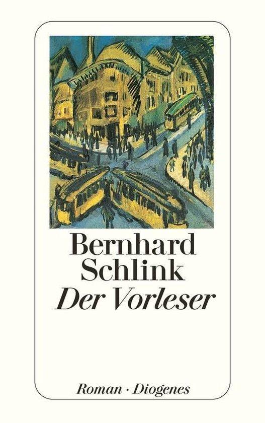 Boek cover Der Vorleser van Bernhard Schlink (Onbekend)