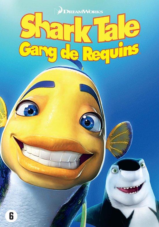 Cover van de film 'Shark Tale'