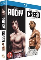 Creed + Rocky (Blu-ray)
