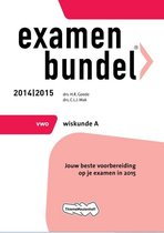 Examenbundel - VWO Wiskunde A 2014/2015