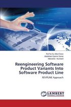 Reengineering Software Product Variants Into Software Product Line