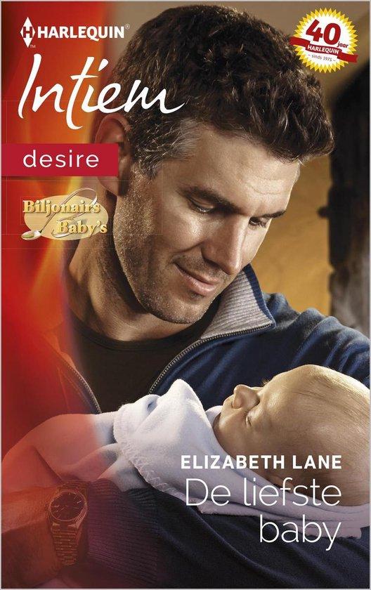 Intiem Special 2180 - De liefste baby - Elizabeth Lane |