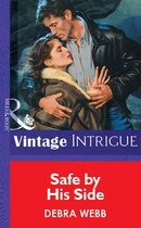 Omslag Safe by His Side (Mills & Boon Vintage Intrigue)