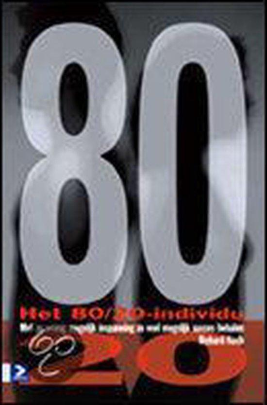 Het 80/20-Individu - Richard Koch |
