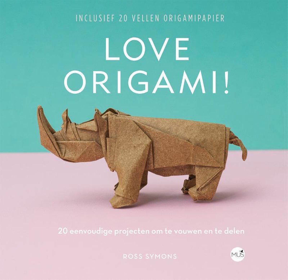 Love origami! - Ross Symons