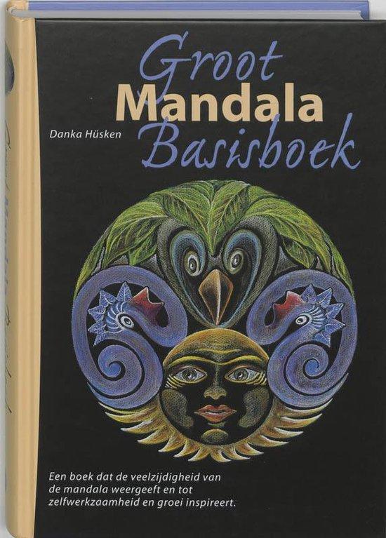 Groot Mandala basisboek - D. Hüsken |