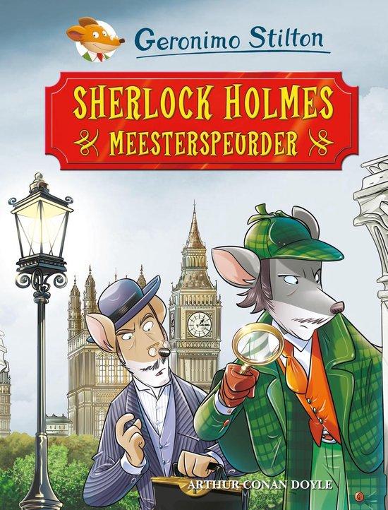 Sherlock Holmes, meesterspeurder - Geronimo Stilton | Readingchampions.org.uk