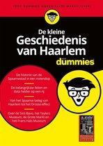 Voor Dummies - De kleine Geschiedenis van Haarlem voor Dummies