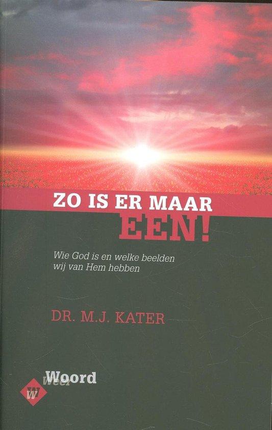 Weerwoord 5 - Zo is er maar een! - M.J. Kater pdf epub