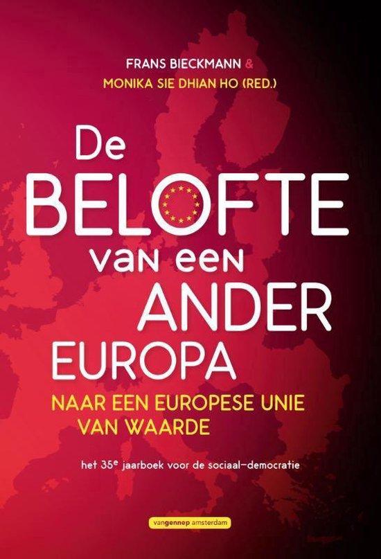 De belofte van een ander Europa - Frans Bieckmann | Fthsonline.com