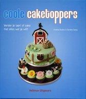 Coole caketoppers. Versier je taart of cake met alles wat je wilt!