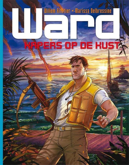 Ward 03. kapers op de kust - Willem Ritstier pdf epub