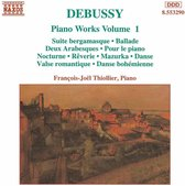 Debussy: Piano Works Vol.1