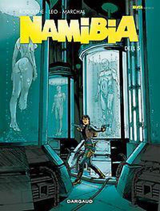 Namibia 05. episode 5/5 - Bertrand Marchal pdf epub