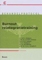 Burnout reintegratietraining / behandelprotocol / deel Werkboek