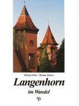 Omslag Langenhorn Im Wandel In Alten Und Neuen Bildern