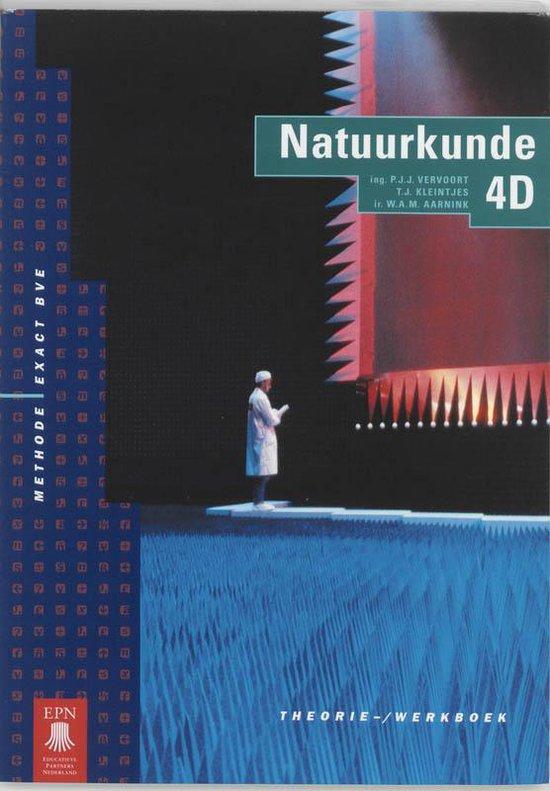 Natuurkunde / 4D / Deel Theorie-/Werkboek - P.J.J. Vervoort |