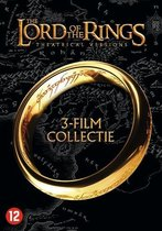 Lord Of The Rings Trilogy (Blu-ray)