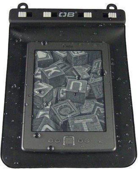 Waterproof Case eBook / kleine tablets, OverBoard, OB1082BLK, Zwart
