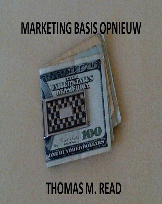 Marketing Basis Opnieuw - Thomas Read pdf epub