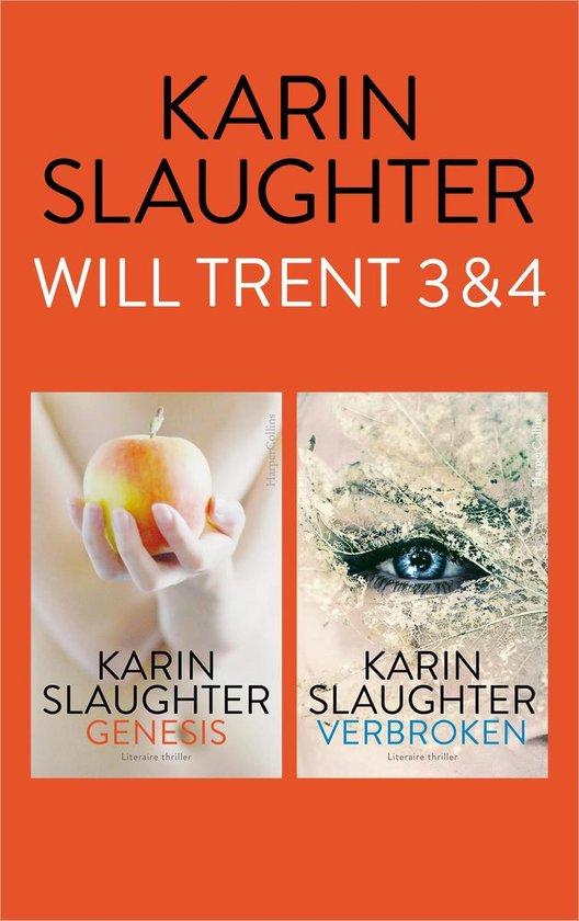 Will Trent 3 & 4 - Karin Slaughter  