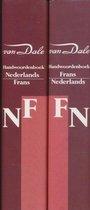 Set Van Dale handwoordenboek - Frans-Nederlands / Nederlands-Frans