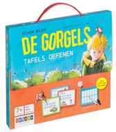 Boek cover De Gorgels  -   De Gorgels tafels oefenen van Jochem Myjer (Onbekend)
