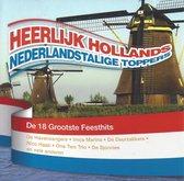Heerlijk Hollands - 18 Grootste Feesthits