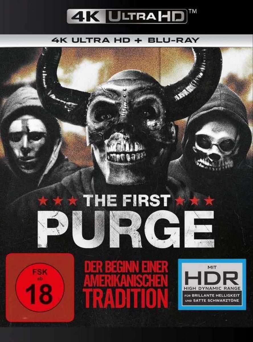 The First Purge (Ultra HD Blu-ray & Blu-ray)-