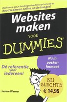 Voor Dummies - Websites maken voor Dummies, pocketeditie