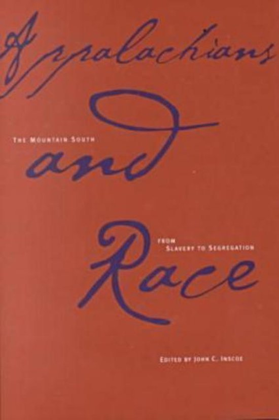 Appalachians and Race