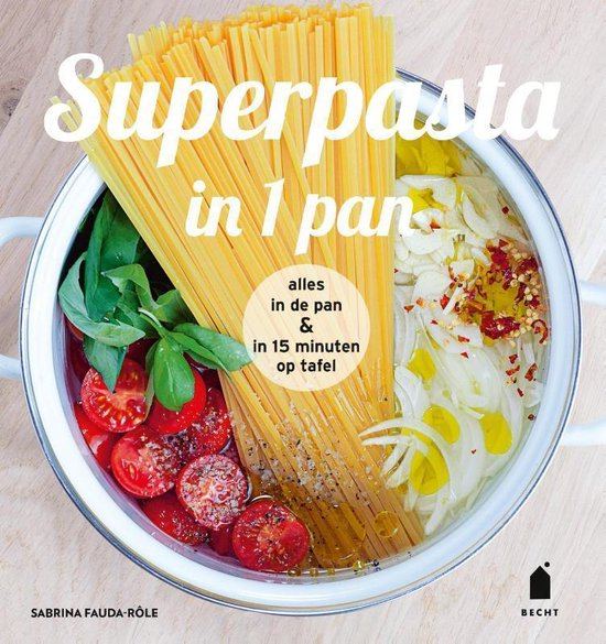 Superpasta in 1 pan - Sabrina Fauda-Role pdf epub