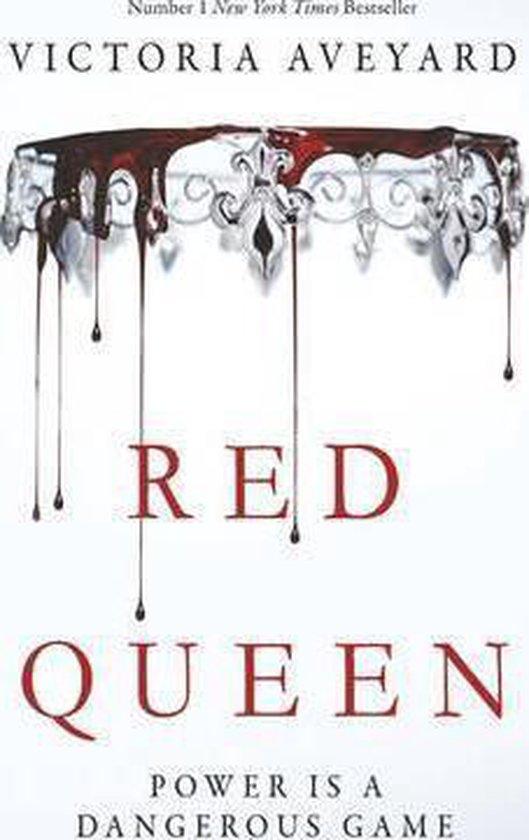 Boek cover Red Queen van Victoria Aveyard (Paperback)