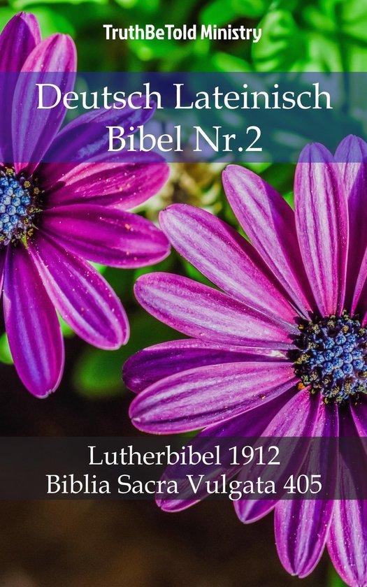 Deutsch Lateinisch Bibel Nr.2
