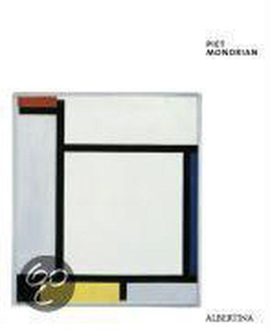 Cover van het boek 'Piet Mondrian'
