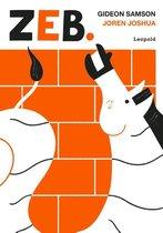 Boek cover Zeb. van Gideon Samson (Hardcover)