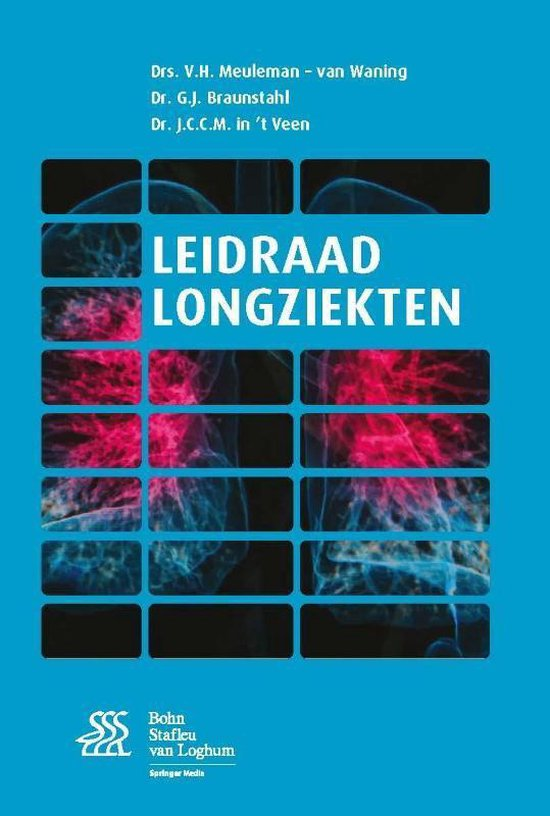 Leidraad Longziekten - V.H. Meuleman-Van Waning |