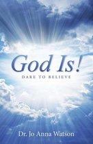 Omslag God Is!