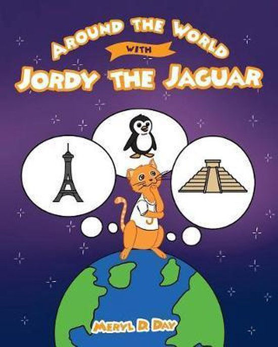 Around the World with Jordy the Jaguar