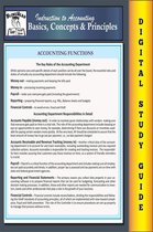 Accounting Basics, Concepts & Principles (Blokehead Easy Study Guide)